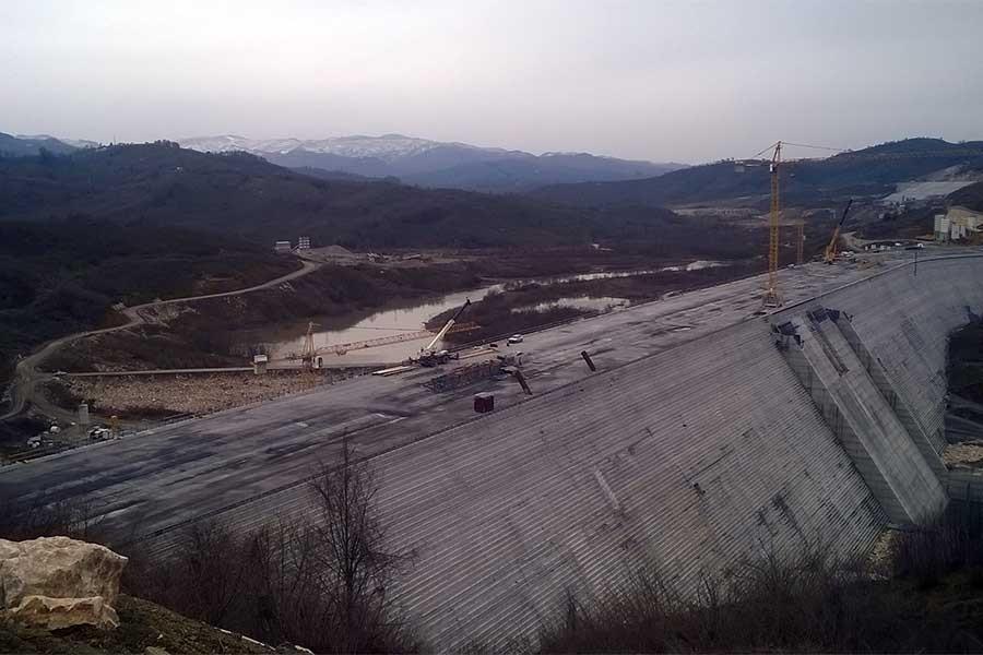 1 buçuk milyar TL harcanan Melen Barajı tamamlanamıyor