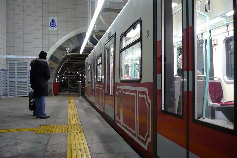 Karaköy-Beyoğlu tüneli iki gün çalışmayacak