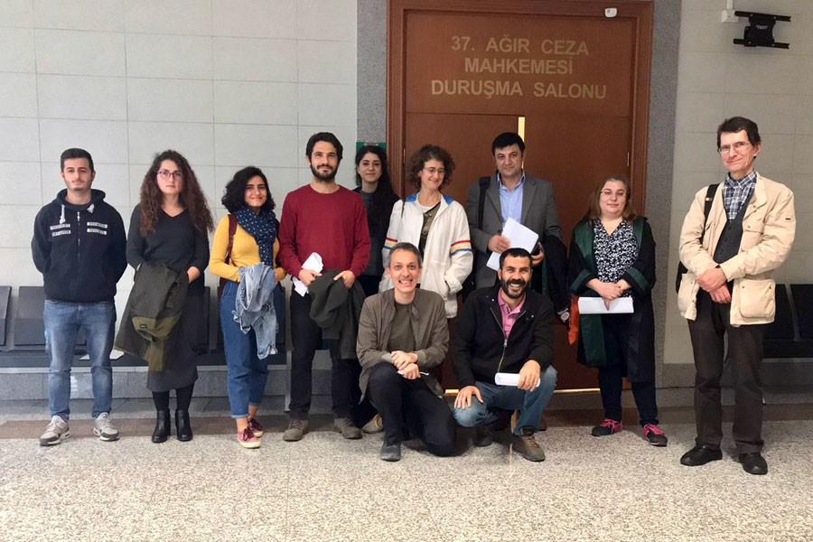 İki barış akademisyenin dosyasında yetkisizlik kararı