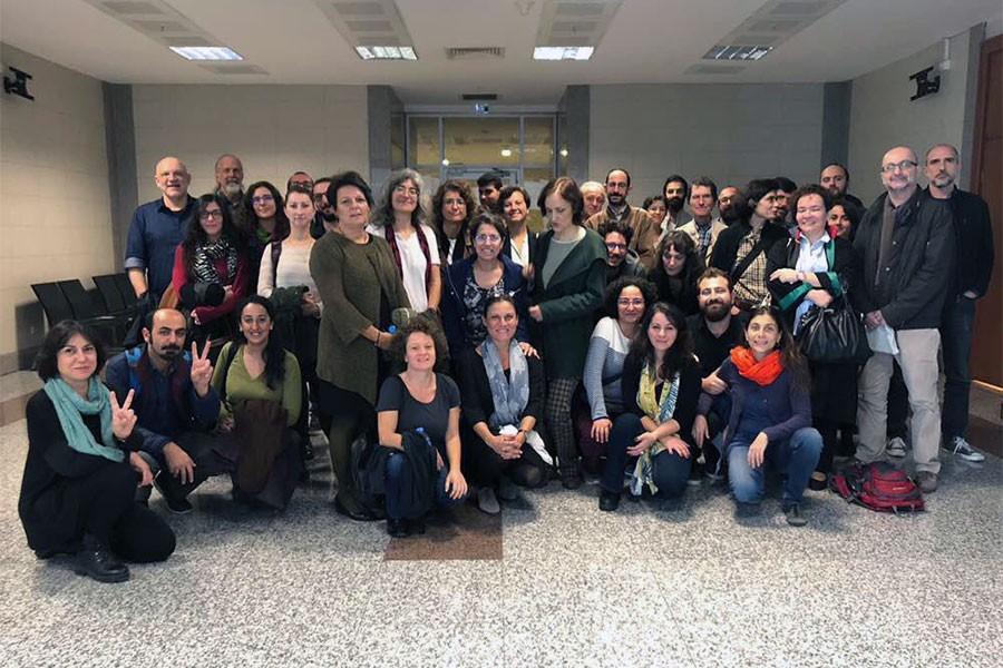 Barış imzacıları Gürsoy, Çavuşoğlu ve Soylu'ya hapis cezası