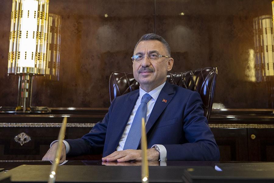Cumhurbaşkanı Yardımcısı Oktay: 1004 şirkete kayyım atandı