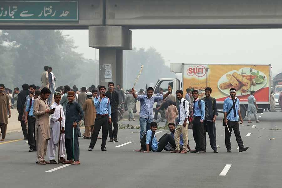Pakistan'da beraat kararı verilen Asya Bibi'ye dönük tehdit eylemleri