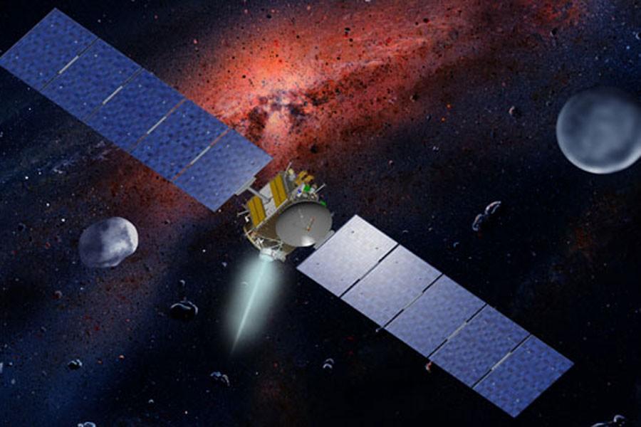 NASA duyurdu: Uzay aracı Dawn ile iletişim kesildi