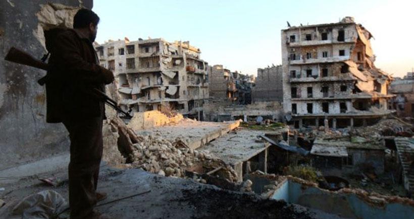 'Haseke'de en az 132 IŞİD militanı öldürüldü'