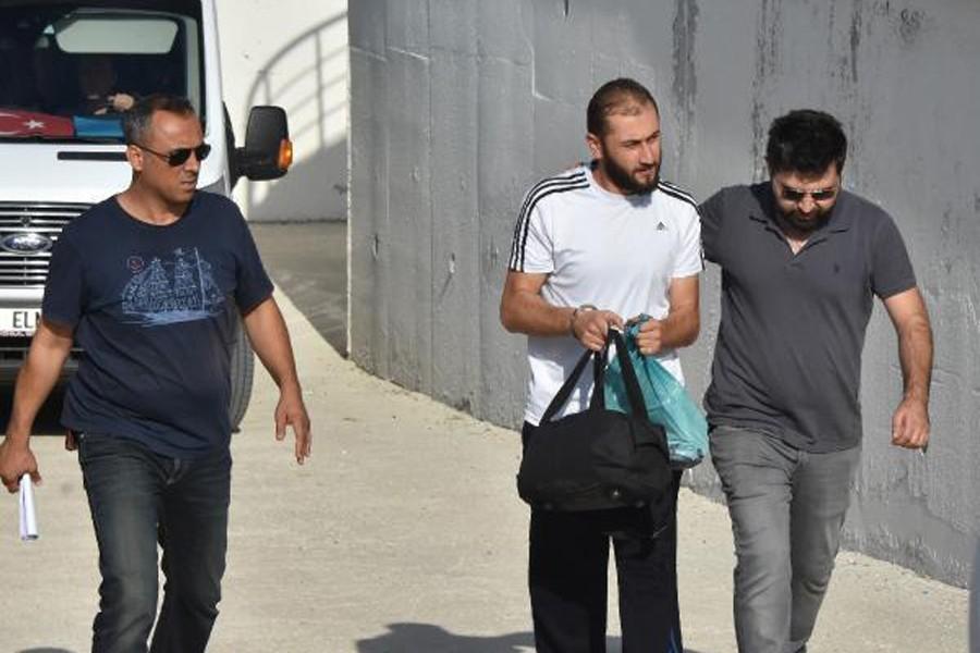 Gözaltına alınan IŞİD şüphelisi