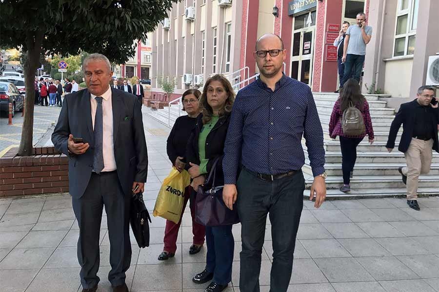 Erdoğan'a hakaret iddiasıyla ifade veren CHP İlçe Başkanı serbest