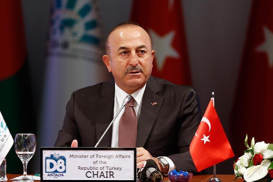Dışişleri Bakanı Çavuşoğlu, Lavrovve Pompeo ile görüştü