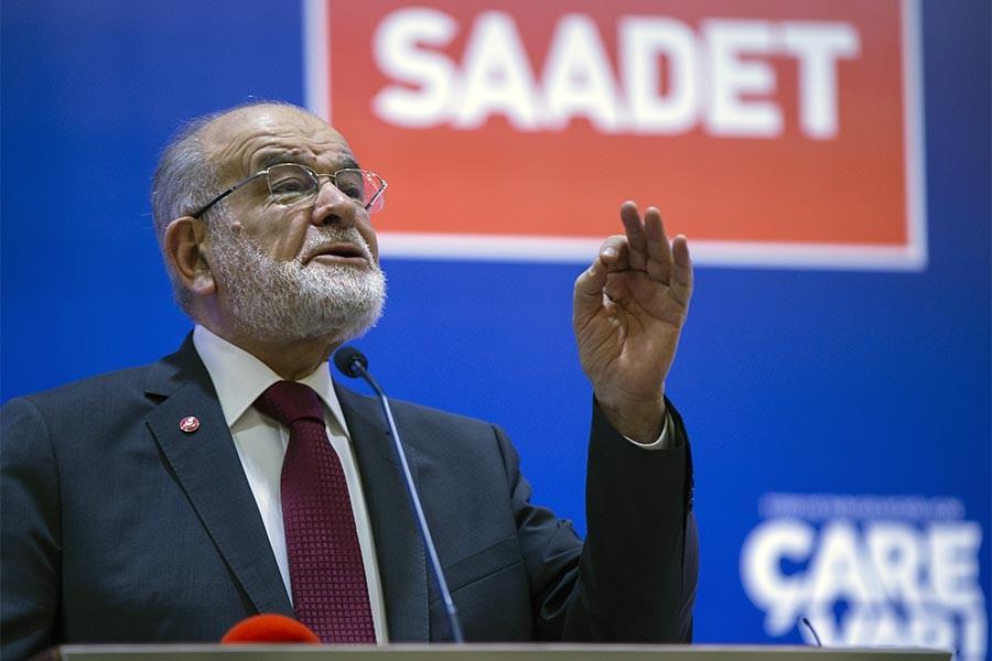 Karamollaoğlu: Mesele İslam'ın hakikatin tarafında duruyor olması