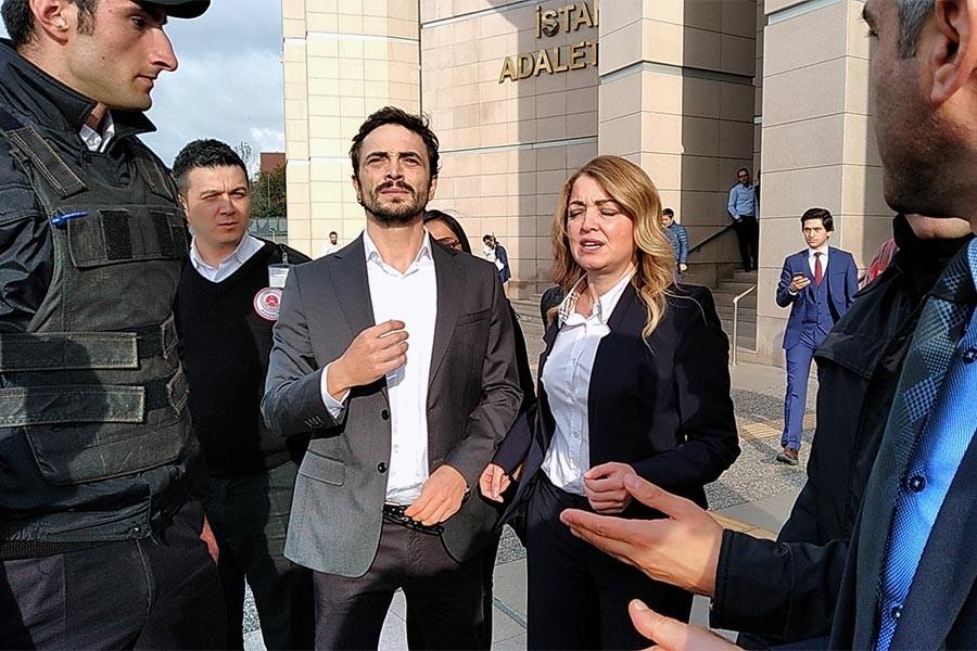Ahmet Kural'ın ifadesi: Elimi çekince Sıla yere düştü