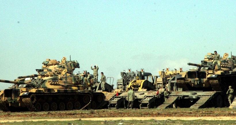 'YPG, Şah Fırat'ta silah ve mühimmat sayımı yaptı'
