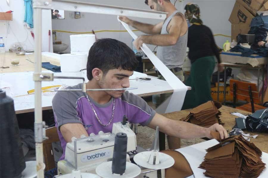 Basmane'deki tekstil atölyeleri durma noktasına geldi