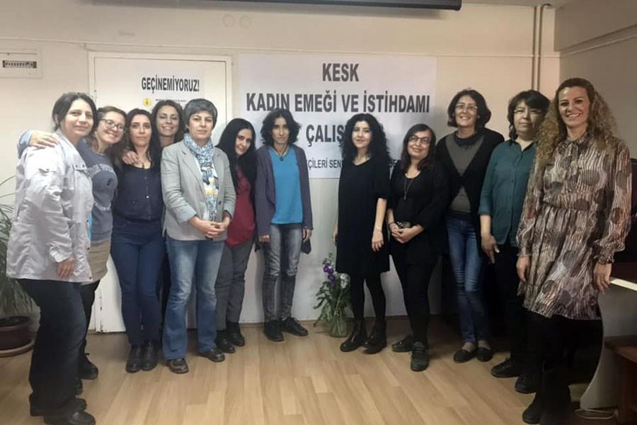 KESK, 'Kadın Emeği ve İstihdam Çalıştayı' düzenliyor