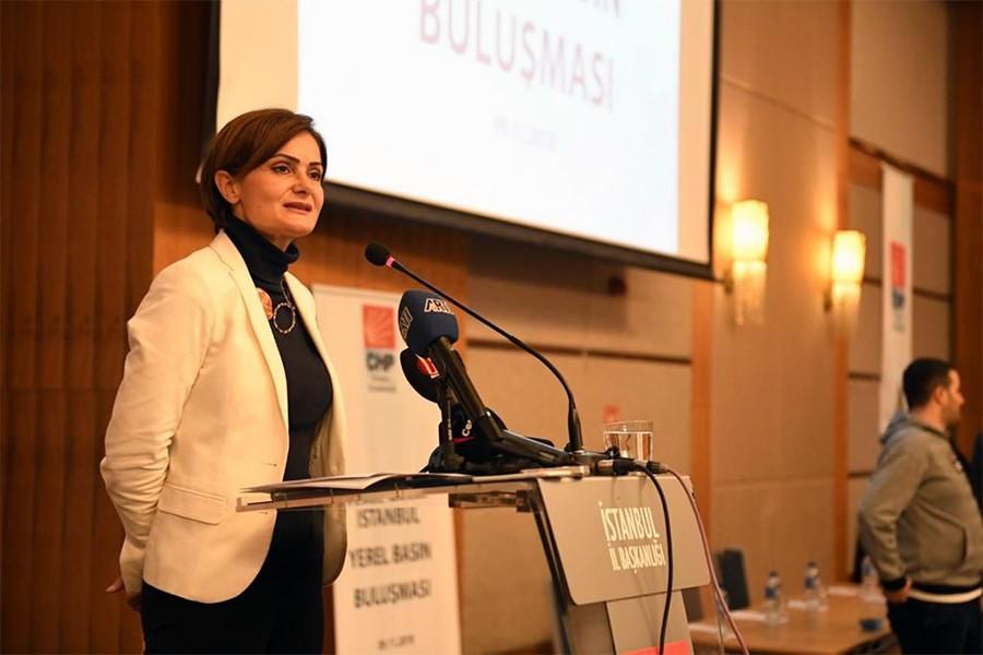 CHP, İstanbul Kent Anayasasını açıkladı