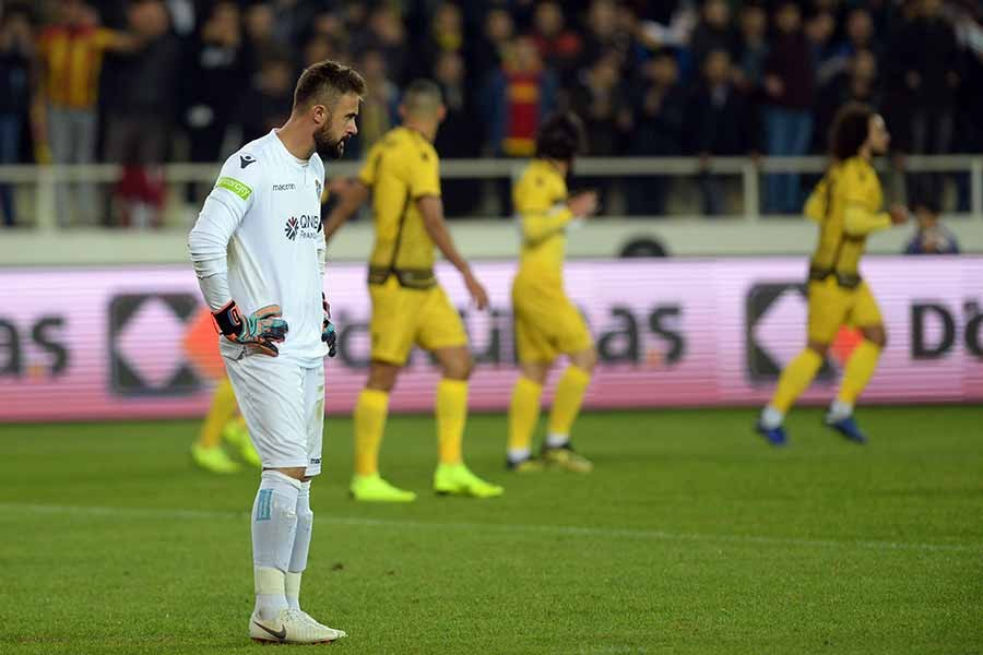 Trabzonspor'a Malatya'da şok: Yeni Malatyaspor 5-0 Trabzonspor