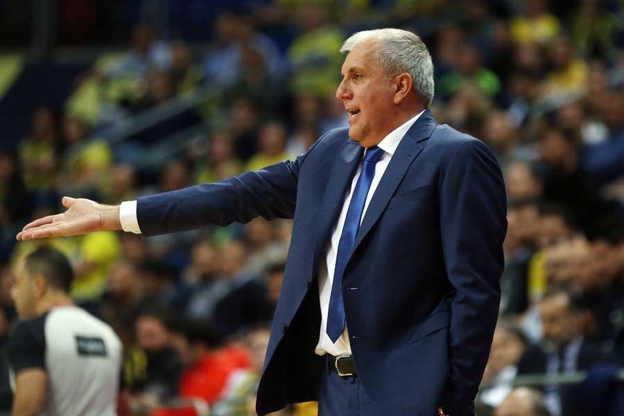 Fenerbahçe, Euroleague'de Baskonia'yı deplasmanda yendi