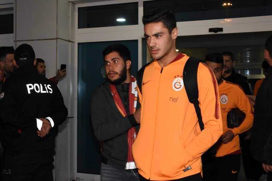 7'şer eksiği bulunan Kayserispor ve Galatasaray'ın muhtemel 11'leri