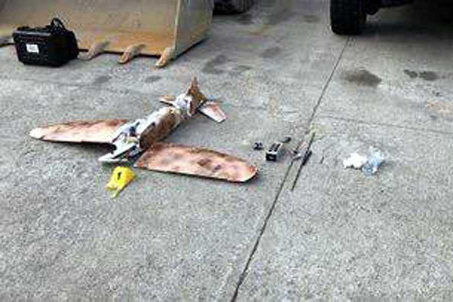 Şırnak'ta tören alanı ve askeri araziye patlayıcı yüklü 2 İHA düştü
