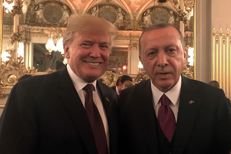 Beyaz Saray: Trump, Erdoğan'a Gülen'i iade edeceğini söylemedi