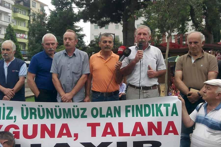Tüm Köy Sen'den tepki: Çarşamba'da tarım arazilerine dokunmayın