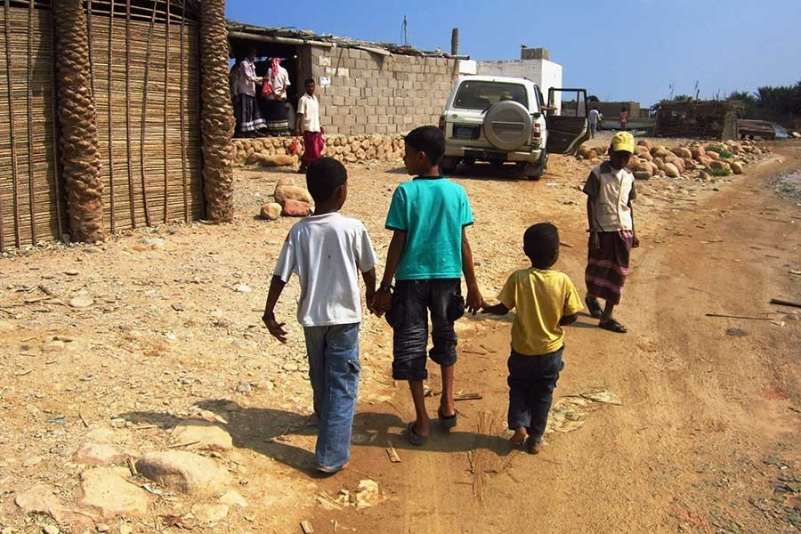 BM: Yemen'de çatışmalar 7 bin 500 çocuğun ölümüne yol açtı