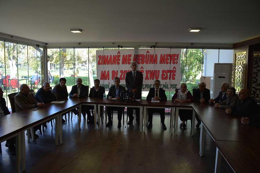Kürt Dili çalıştayının sonuç bildirgesi açıklandı