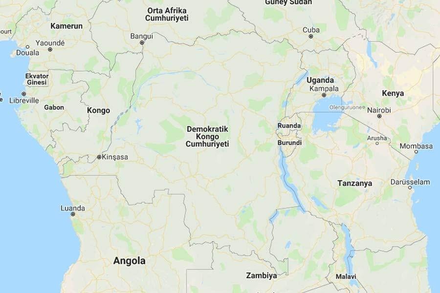 Kongo Demokratik Cumhuriyeti'nde 7 BM askeri öldürüldü