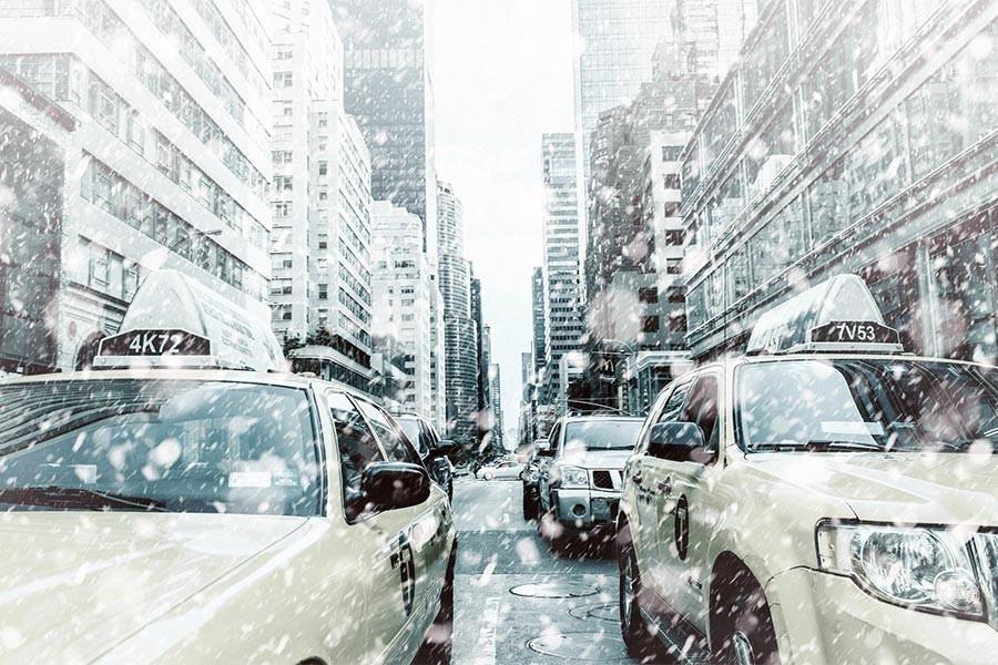 ABD'de kar fırtınası: 5 kişi hayatını kaybetti