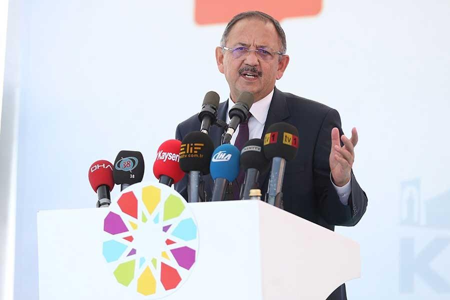 Mehmet Özhaseki: İsmim öne çıktı, 'Bismillah' deriz, yola koyuluruz