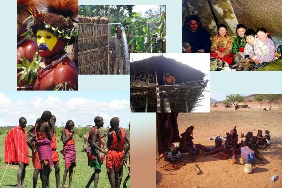 Dünyanın çeşitli bölgelerinden türlerinin son örneği yerli topluluklar