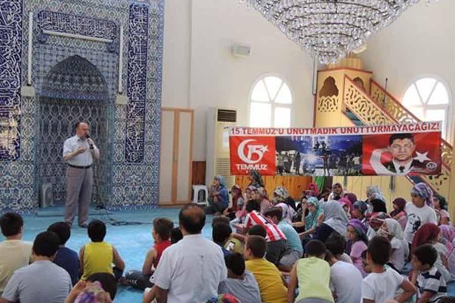 Müftülükten okullarda 'kutlu doğum' etkinliği