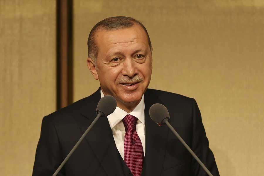 Erdoğan'a göre AİHM'nin kararı 'terör seviciliği'