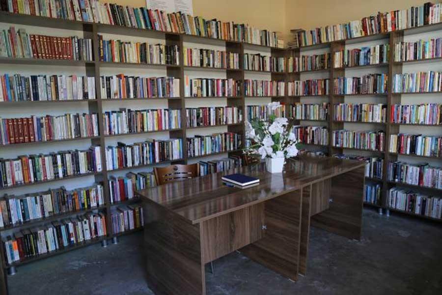 Dersim'de Kazım Ünlü Kütüphanesi açılıyor