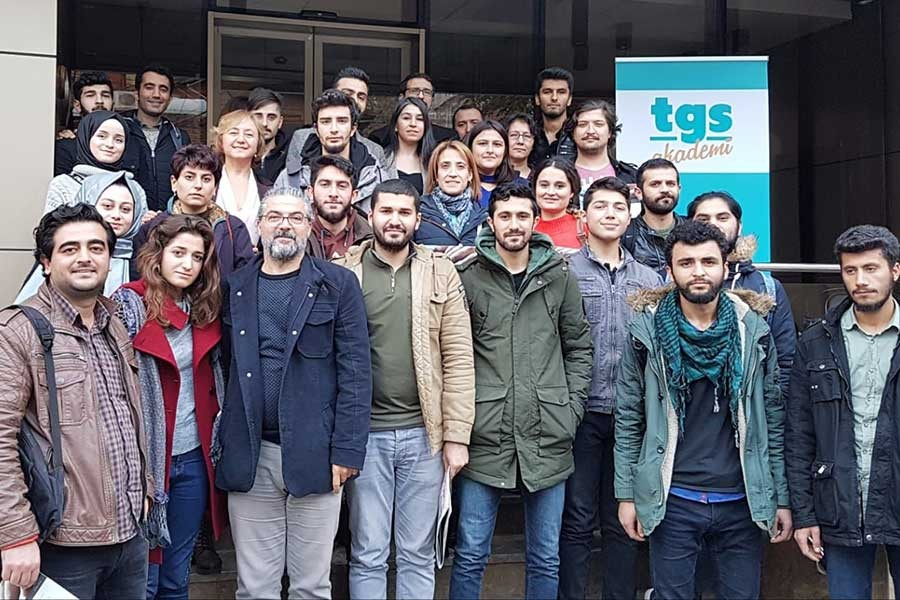TGS Kocaeli'de yeni medya ve gazetecinin haklarını konuştu