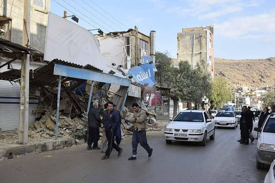 İran'da 6,4 büyüklüğünde deprem meydana geldi
