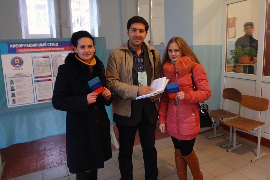 LNR'de seçim: Halkın temel talebi barış!