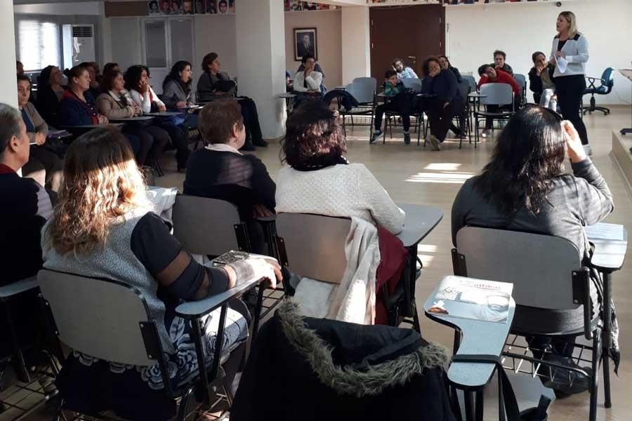 İzmir Yamanlar'da 25 Kasım etkinliği