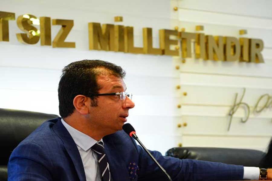 CHP'de İstanbul için adı geçen Ekrem İmamoğlu aday gibi konuştu