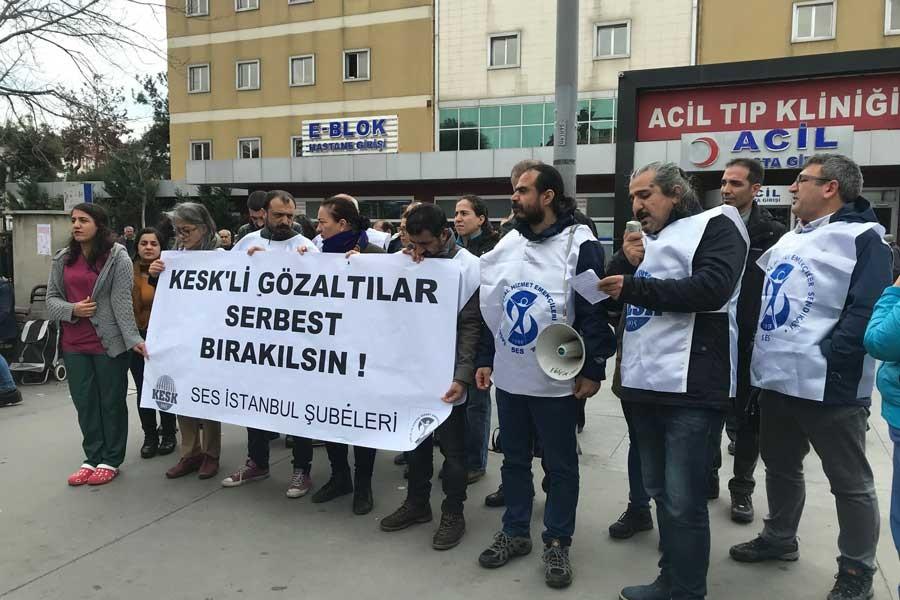 'Barış talebi suç değildir'