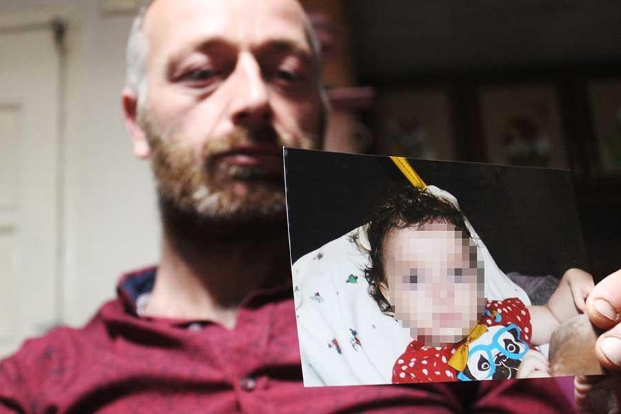 2 yaşındaki Esma'yı darbettiği iddia edilen üvey baba tutuklandı