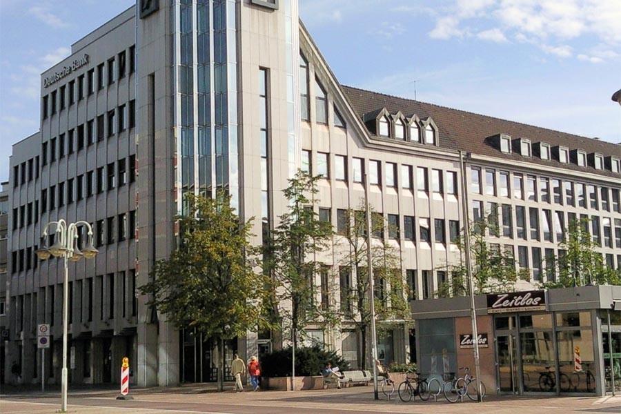 Deutsche Bank'ta 'Panama belgeleri' araması sürüyor