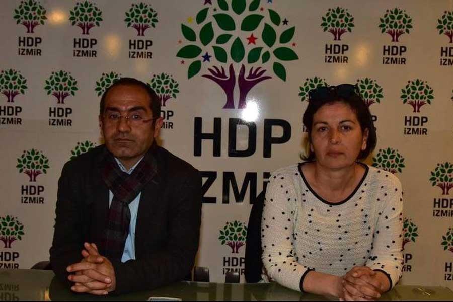 İzmir'de 5 HDP ve DBP yöneticisi tutuklandı