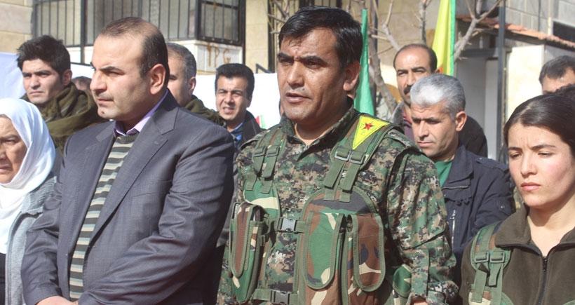 'Kimse YPG'den izin almadan Kobanê'den geçemez'