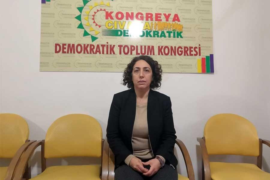HDP'li Saliha Aydeniz: Evrensel'le dayanışmayı büyütelim