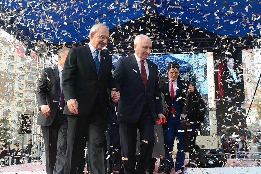 Kılıçdaroğlu'dan ittifak açıklaması: Her yerde güzel şeyler olacak