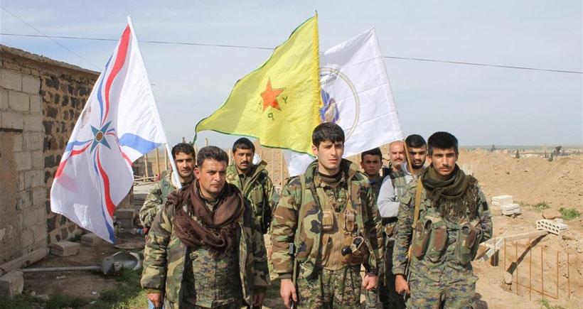 YPG, Til Hemis'i IŞİD'den temizledi
