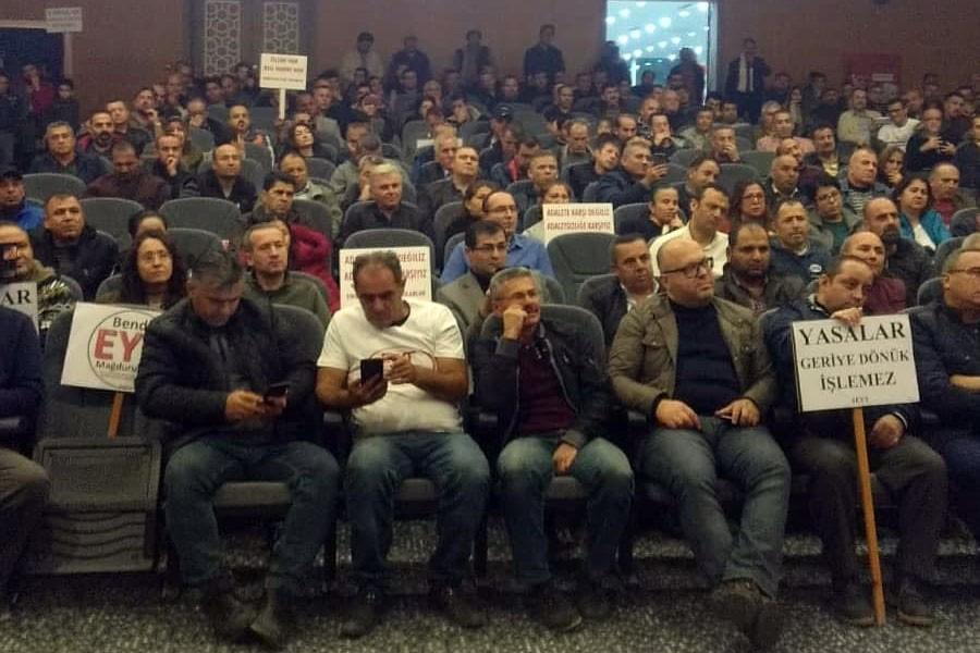 Emeklilikte Yaşa Takılanlar Antalya Grubu: Bizi emekli edin