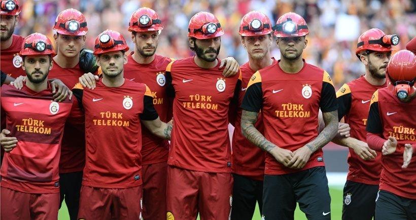 Galatasaray yardımları Soma'ya gönderdi