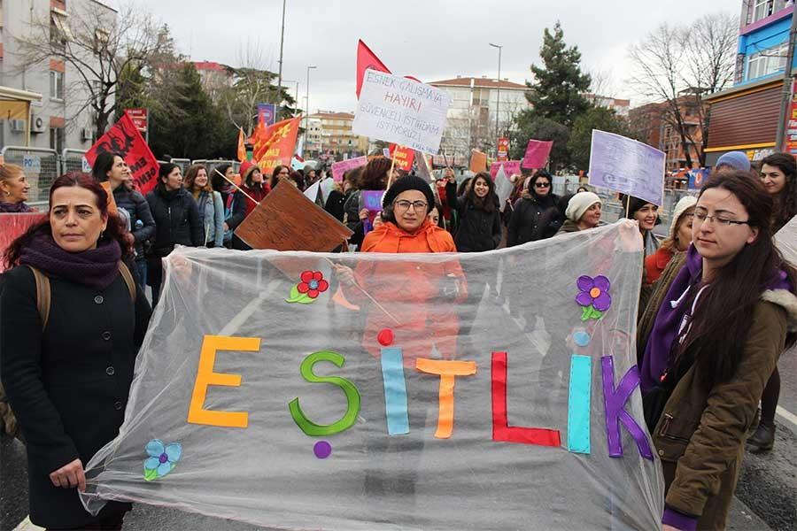 EMEP: Kadınlar kazandıkları mevzilerden vazgeçmeyecek