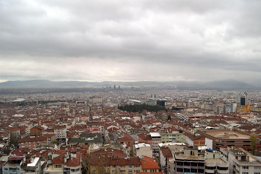 'Halkla birlikte yönetmek 'Yeşil Bursa'yı yeniden inşa eder'