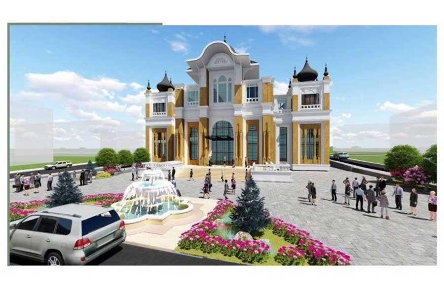 Palandöken Belediyesi 22 milyonluk nikah sarayı yaptırıyor